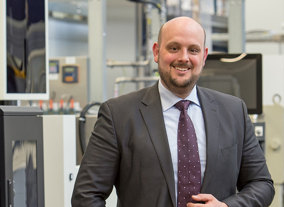 Kristian Arntz, Managing Director and Partner, ACAM Aachen Center for Additive Manufacturing