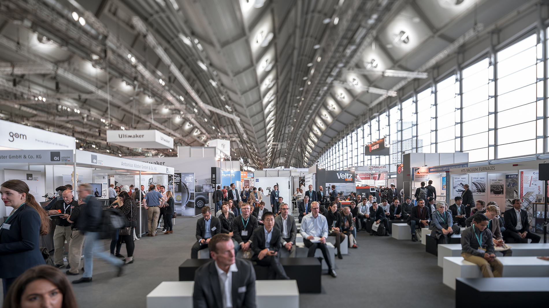 TCT conference @ Formnext