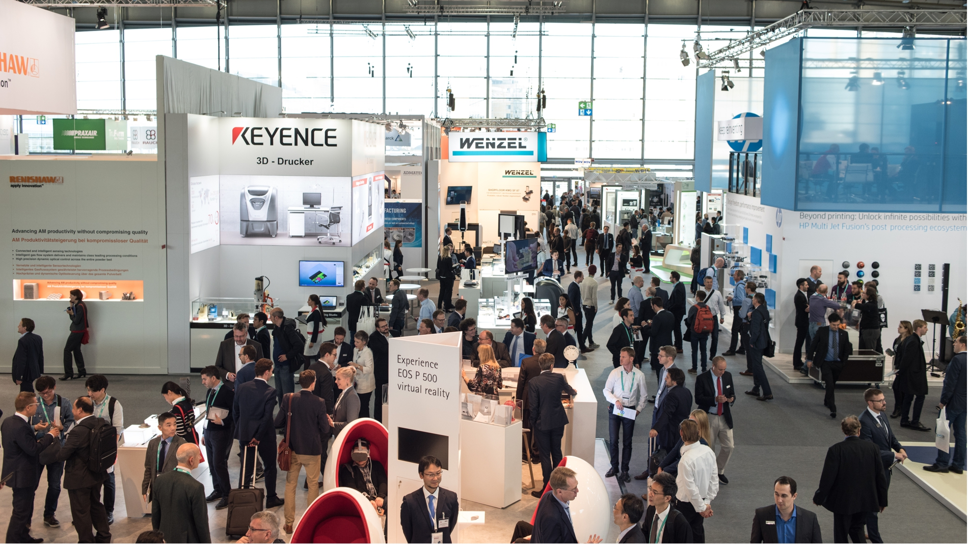 Formnext continues at record speed