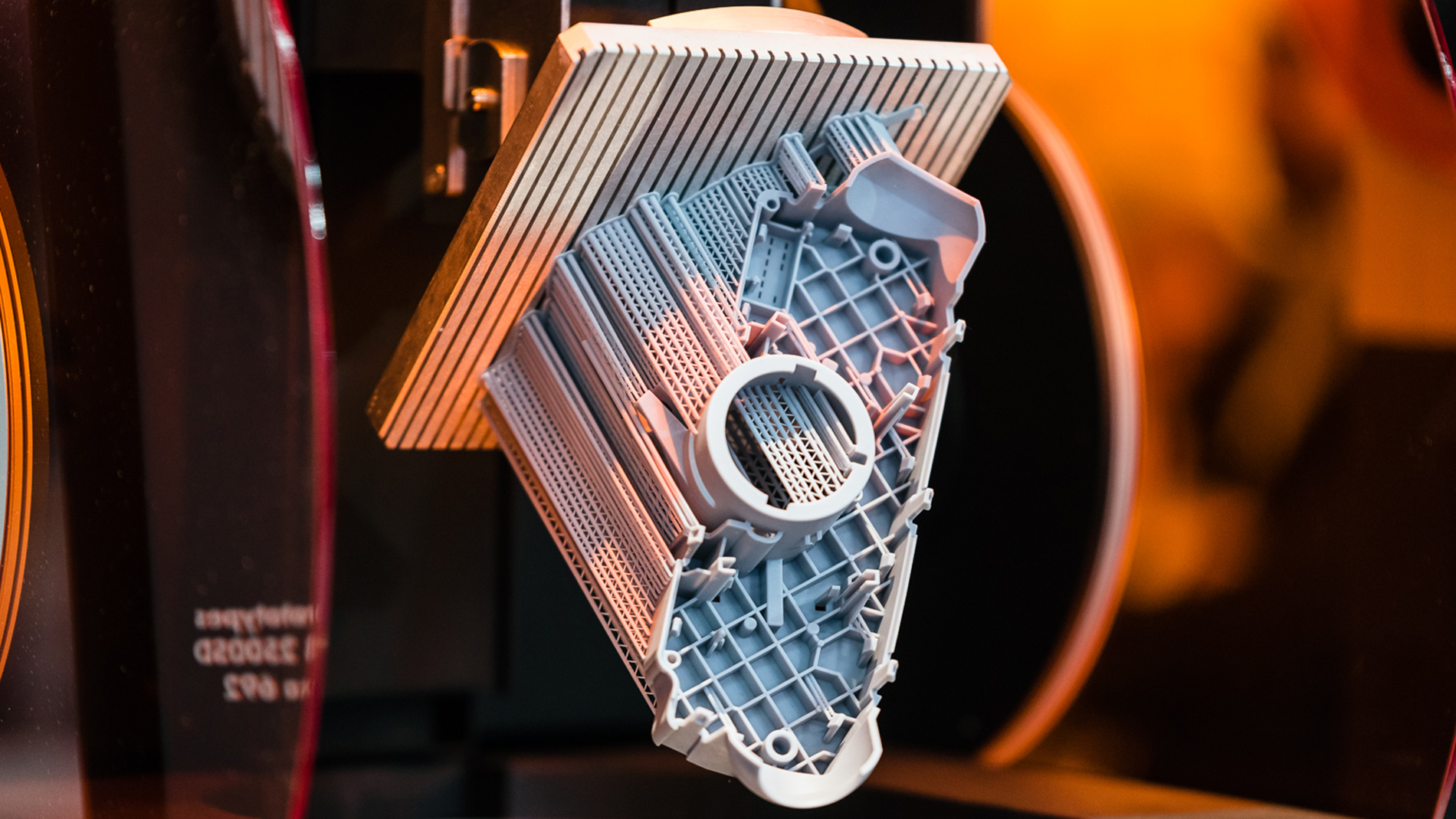 Additive Manufacturing for polymers